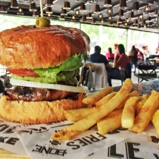 THE BONE HOUSE, las mejoreshamburguesas enChapultepec