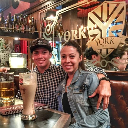 Hablemos de York Pub; el pub deChapu